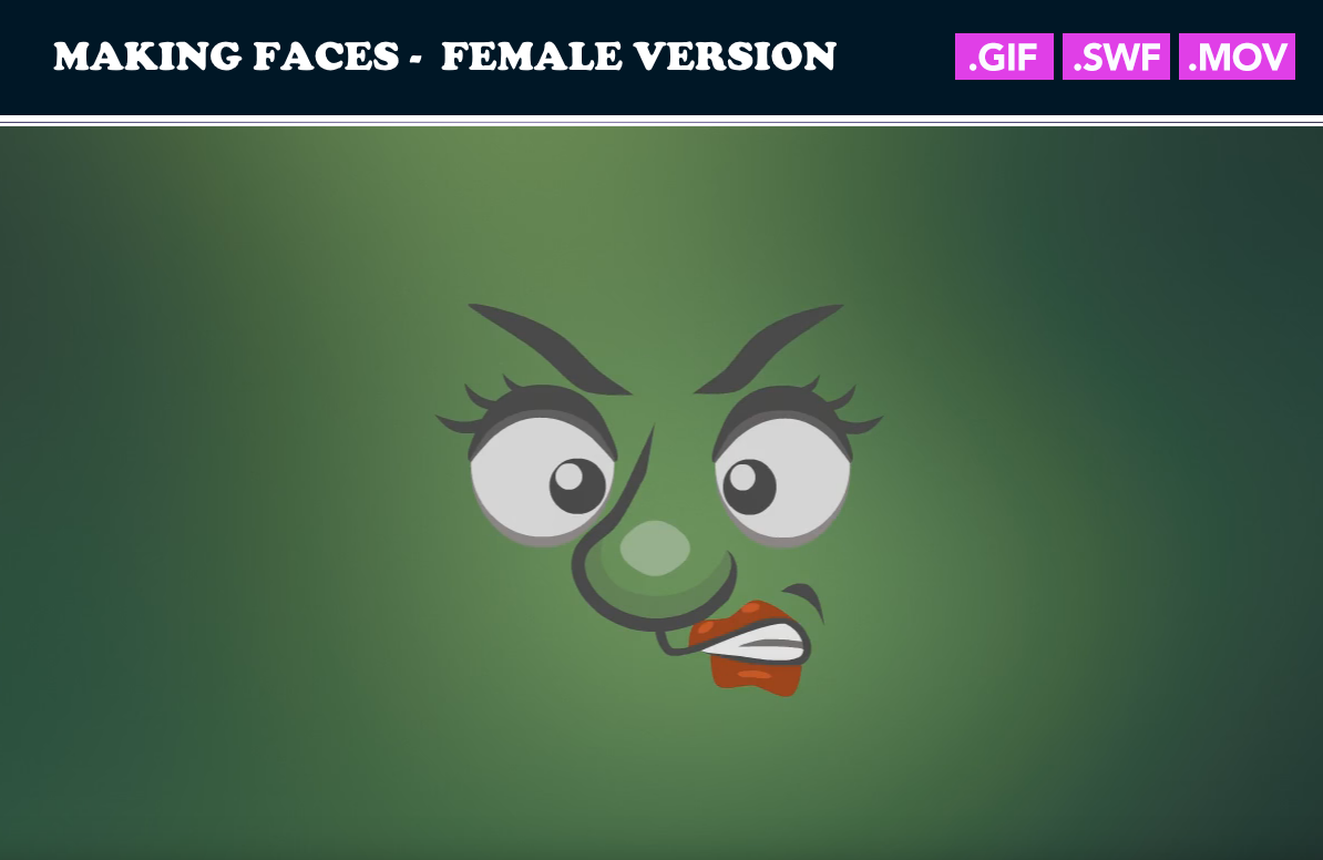 faces-female
