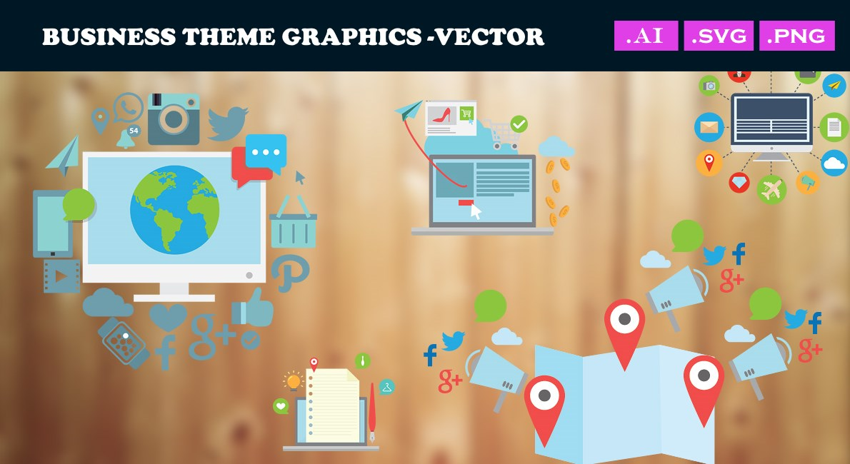 business-theme-graphics